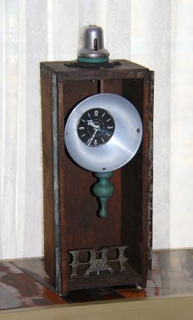 4040 Clock